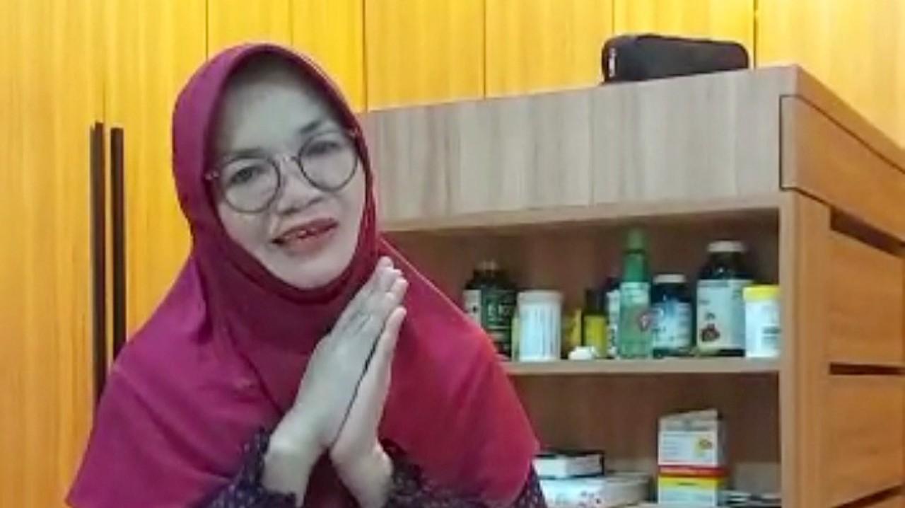 Ucapan terima kasih Liestiaty F Nurdin kepada masyarakat SulSel.