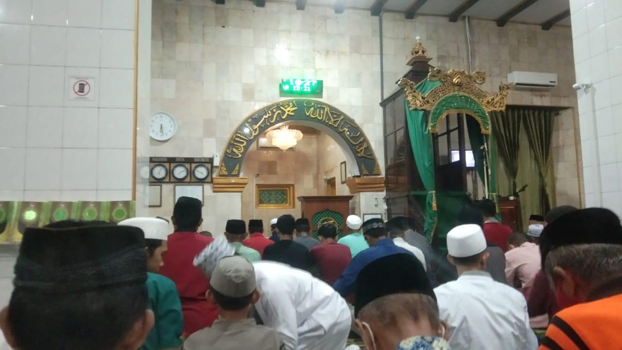 Rencana pelaksanaan puasa 1 Ramadhan 1442 H.