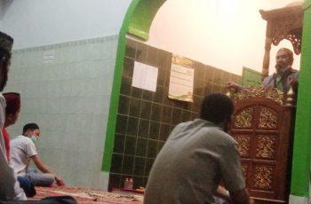 Ceramah malam ke-8 Ramadhan 1442 H.