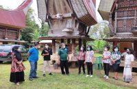 Meninjau Desa Wisata Kole Sawangan, Tana Toraja.