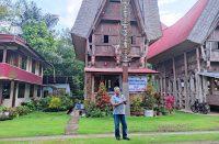 Kunjungan ke Desa Wisata Lembang Nonongan, Toraja Utara.