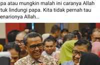 Tekad Gubernur SulSel, Nurdin Abdullah membangun SulSel.