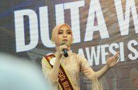 Opening Pemilihan Duta Wisata Sulsel 2021.
